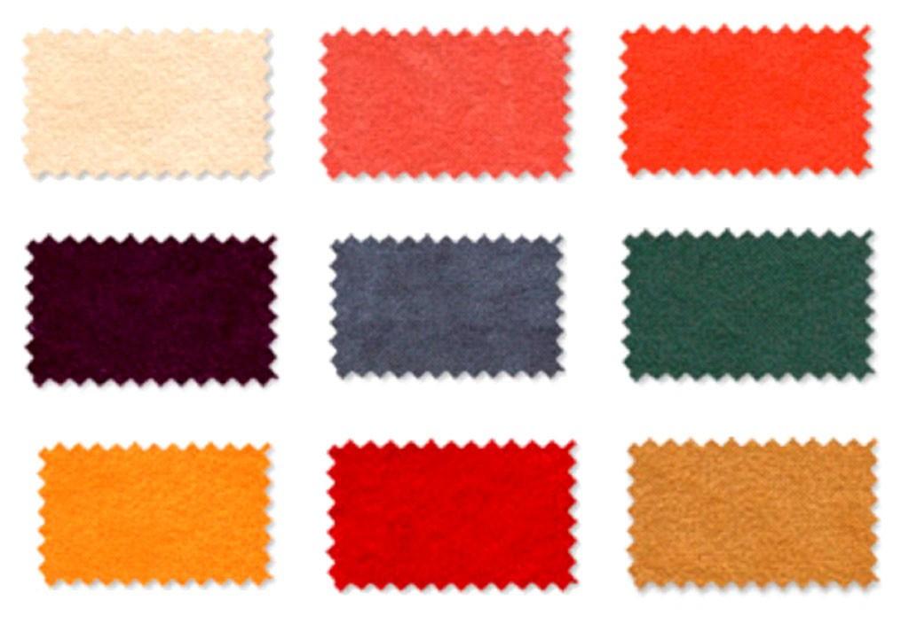 Colores Microfibra